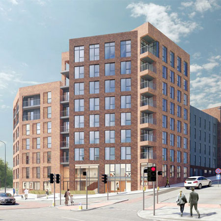 £15 million Kelham Island development approved by Sheffield council thumbnail