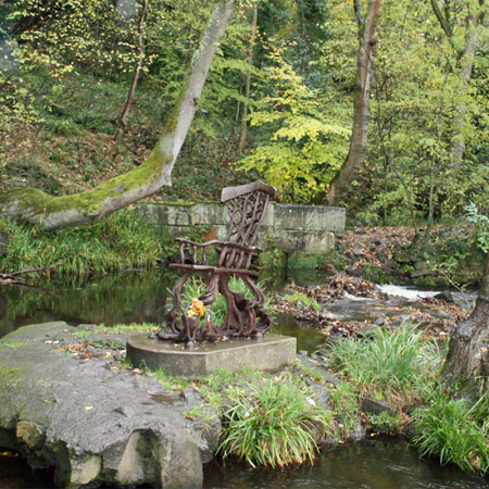 There's a place I know in Sheffield... Rivelin Chair thumbnail