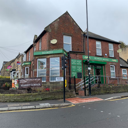 Sheffield wholefoods shop relocates and expands with new cafe supporting image
