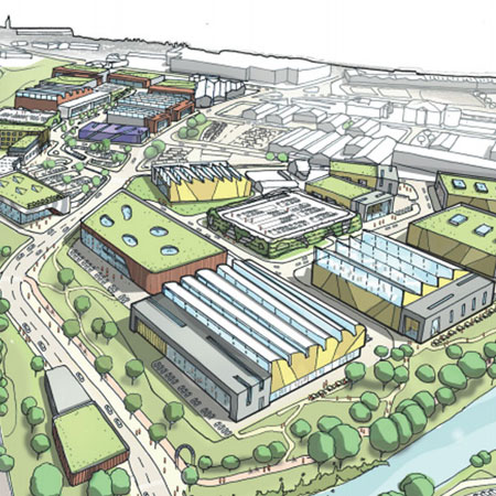 Plans in for a retail, hotel and leisure development near Meadowhall supporting image