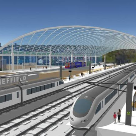 London's investors and developers back the north on HS2 supporting image