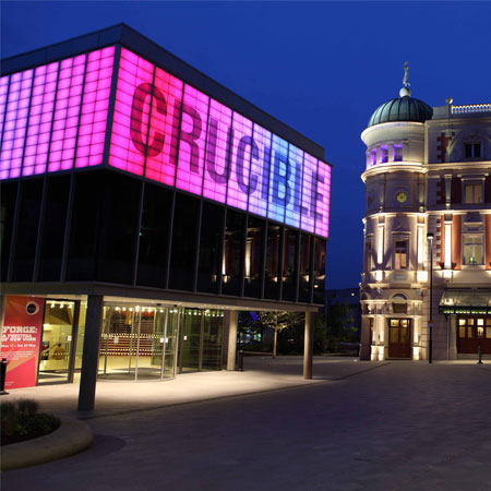 Sheffield Theatres opens new creative hub to support local artists supporting image