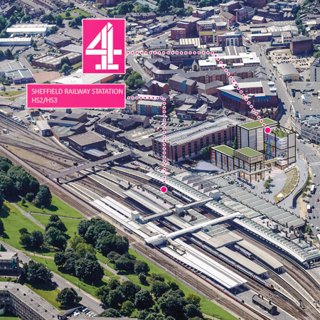 Channel 4 could bring National Screen Industries Institute to Sheffield supporting image