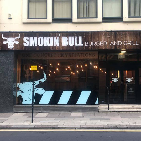 New burger joint opening on Leopold Street  Thumbnail