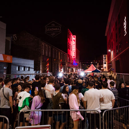 The Leadmill announce three nights of Road Closure for week of Freshers Parties Thumbnail