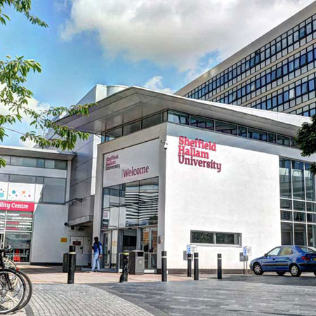Leading guide names Sheffield Hallam University of the Year for Teaching Quality Thumbnail