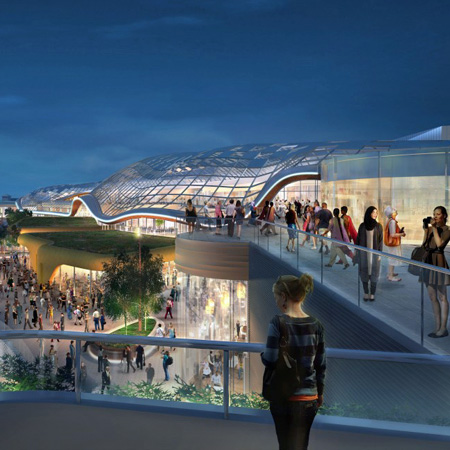 £300 million Meadowhall extension plans approved Thumbnail