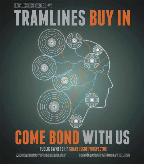 Tramlines Buy In Share offer