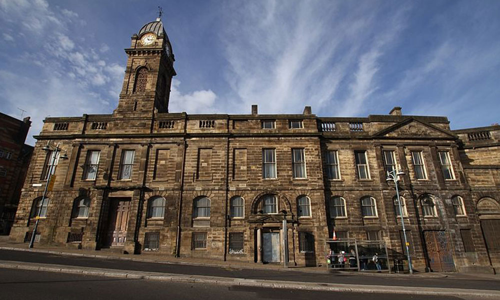 Concerns over the future of Sheffield's old Town Hall supporting image