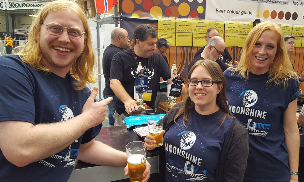 Abbeydale Brewery receive national award supporting image