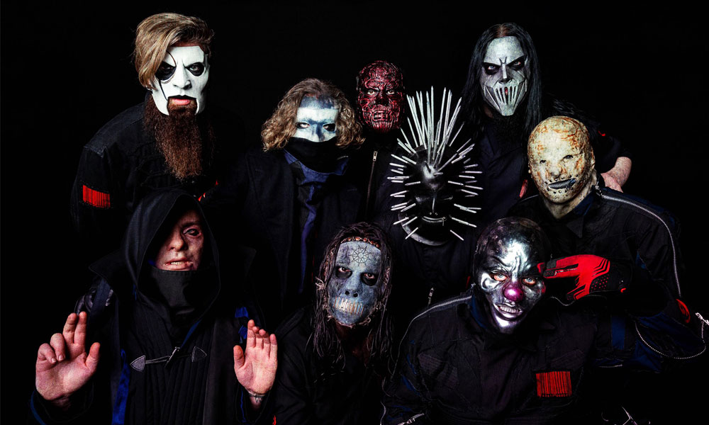Slipknot head to Sheffield supporting image