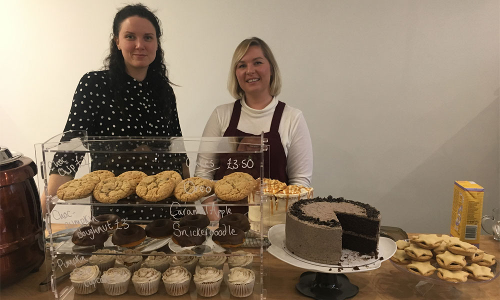 New vegan cake shop hoping to smash it near Ecclesall Road supporting image