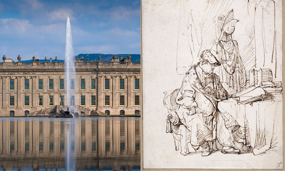 Chatsworth's collection of masters to go on show at Millennium Gallery supporting image