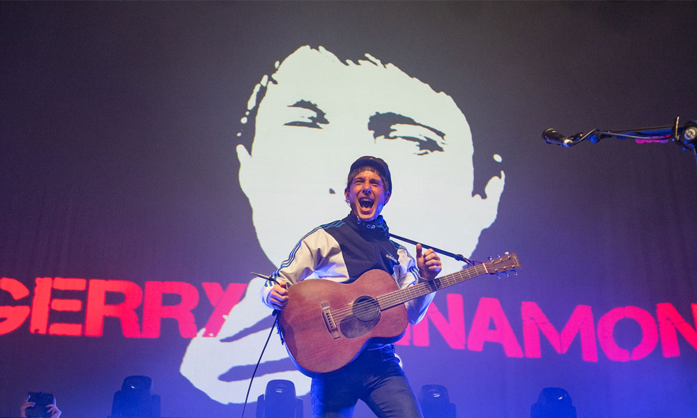 Gerry Cinnamon announces 2020 Sheffield date supporting image