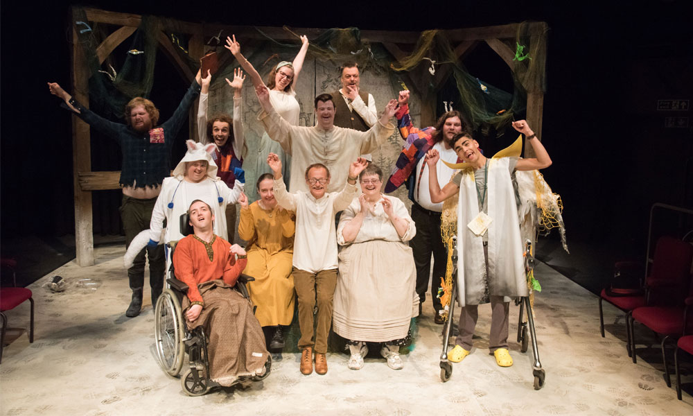 Sheffield Theatres in 'Big Christmas Challenge' fundraising drive supporting image