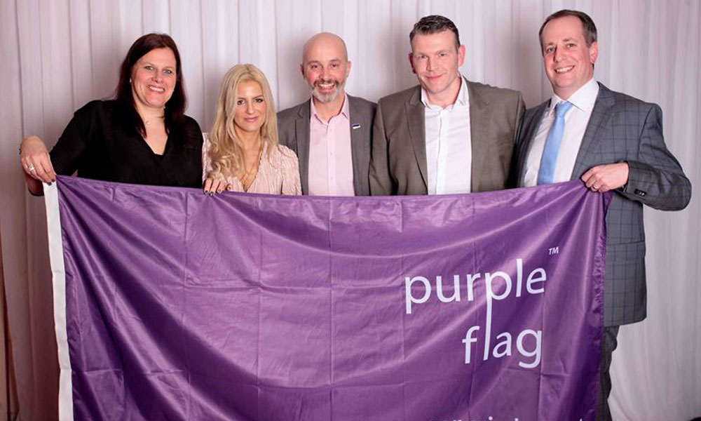 Purple flag awarded to Sheffield for nightlife safety supporting image