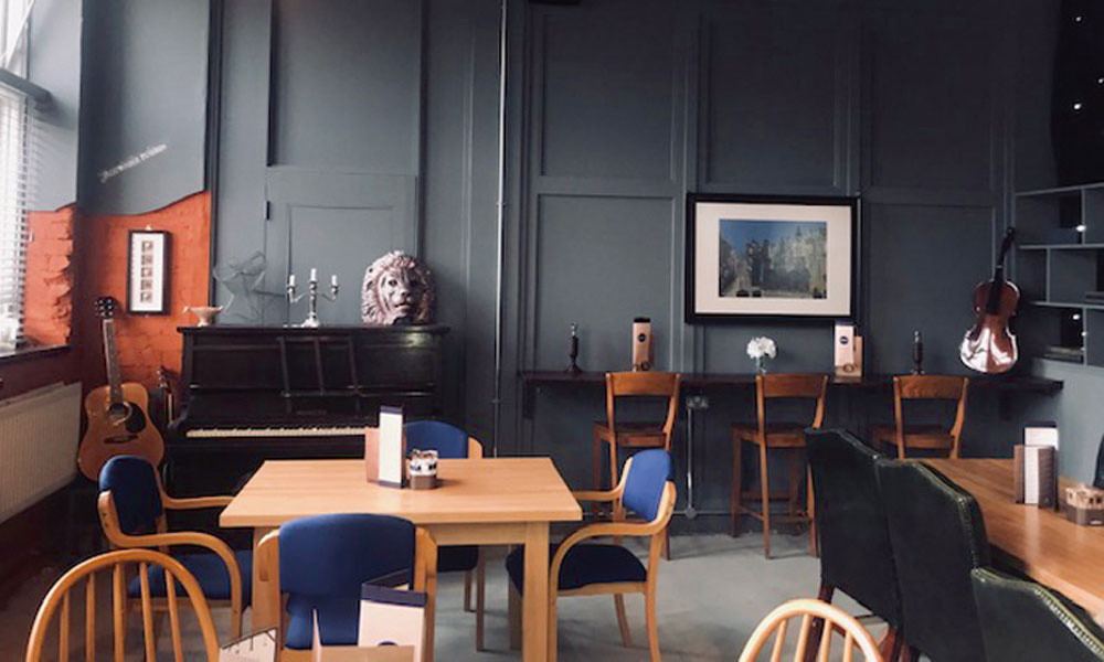 Inside Attercliffe's The Library Café & Restaurant  supporting image