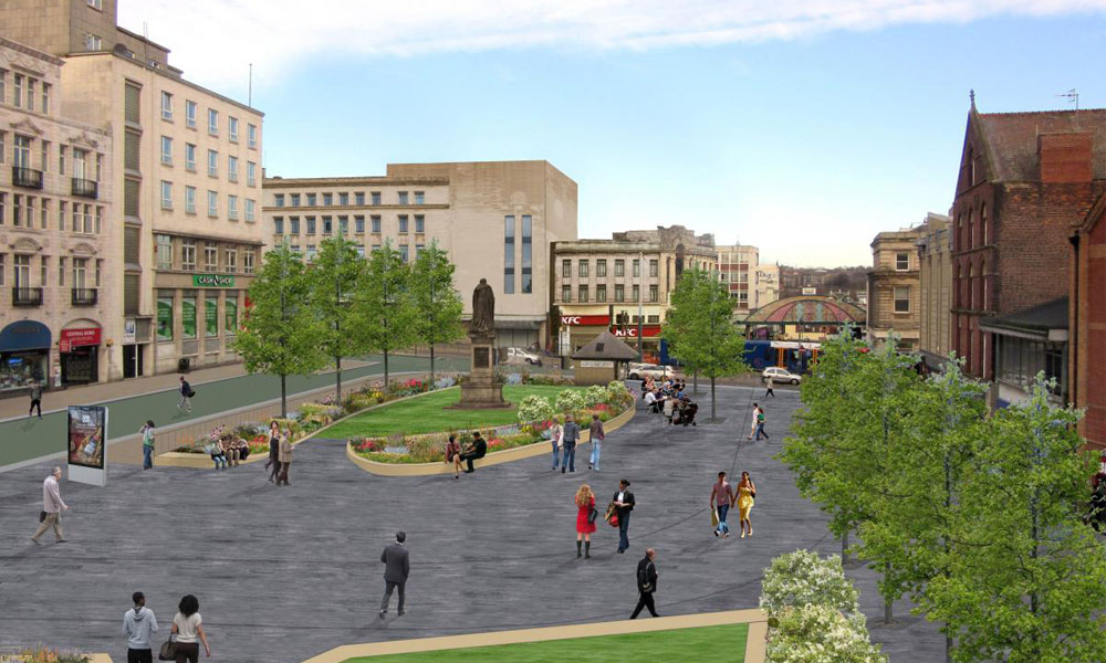 Sheffield's city transformation continues… supporting image