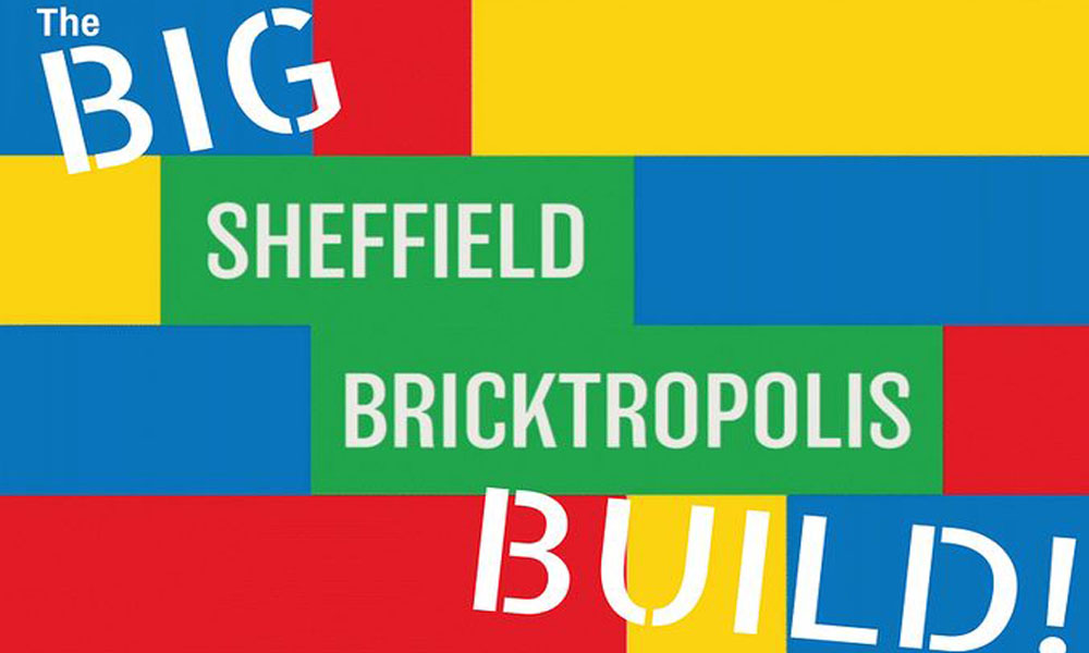 Build 'your' Sheffield out of Lego supporting image
