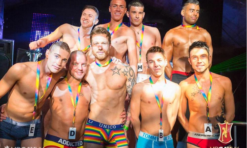 Mr Gay UK Revolvy