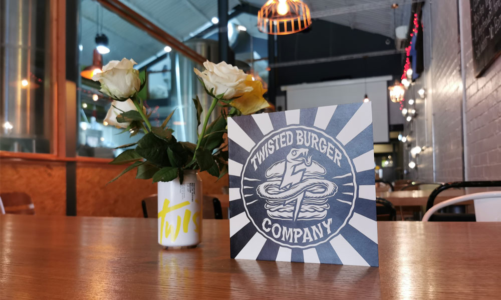 Twisted Burger Co. has a new permanent  home supporting image