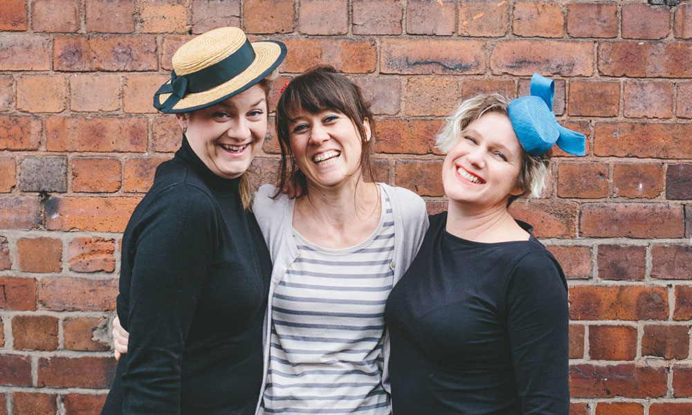 Hats off to Sheffield milliners  supporting image