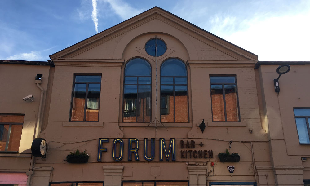 New 'aesthetics' clinic moving into The Forum supporting image