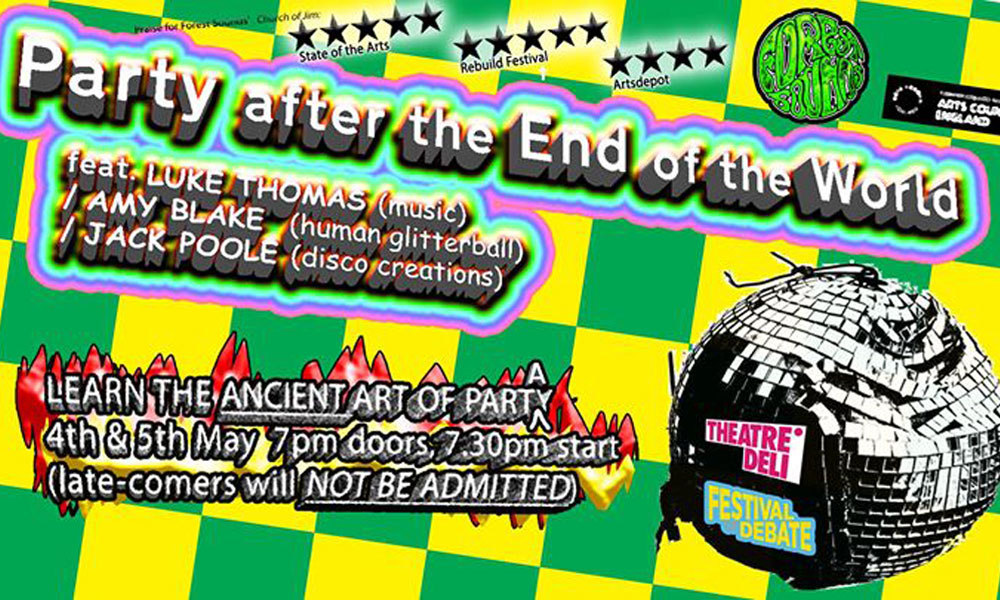 Review: Party After the End of the World supporting image