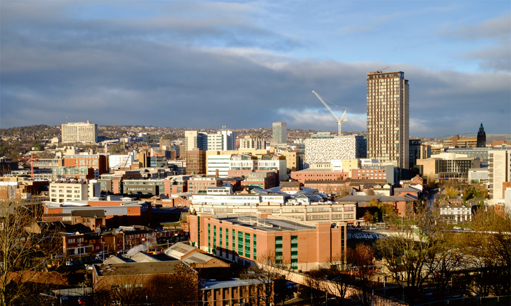 Sheffield: A city on the up  supporting image