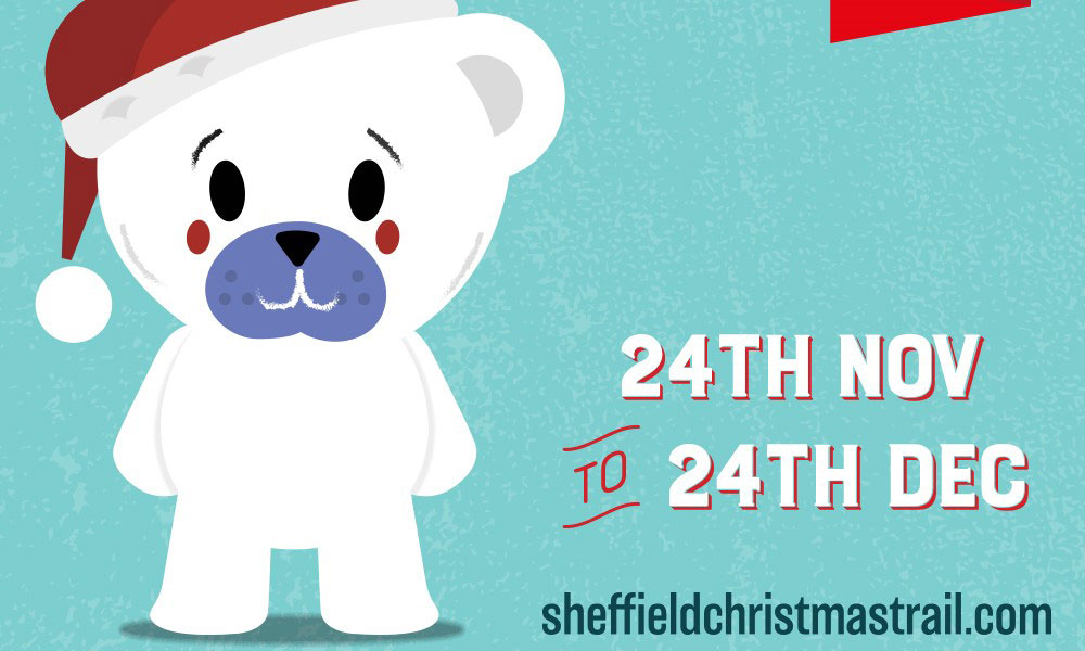 Sheffield BID announces Sheffield Christmas Trail supporting image