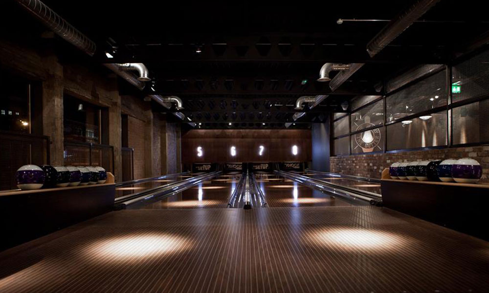 Opening date revealed for new city-centre bowling alley supporting image