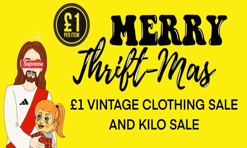 Thrifty Store to host £1 Vintage sale in Kommune supporting image