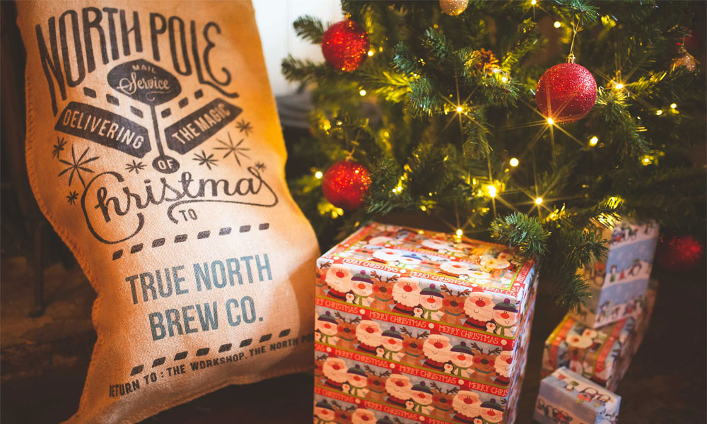 True North spread true spirit of Christmas supporting image