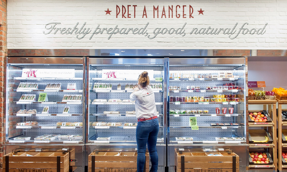 Pret A Manger reveals when Sheffield store will open supporting image