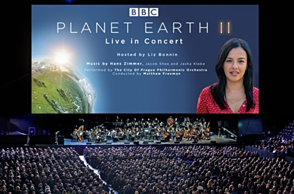 'Planet Earth II Live in Concert' announce rescheduled tour dates for UK & Ireland tour supporting image